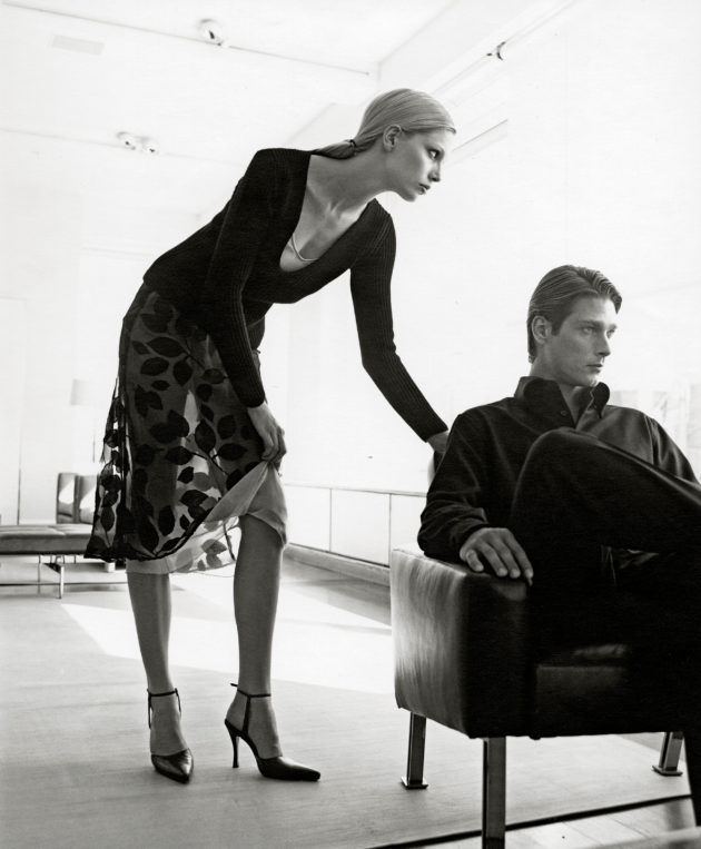 Kirsty Hume, ph. Patrick Demarchelier